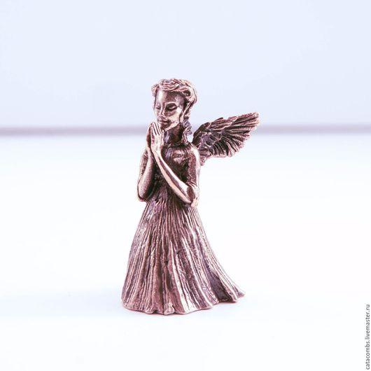 """Колокольчики ручной работы. Ярмарка Мастеров - ручная работа. Купить Колокольчик """"Ангел"""". Handmade. Колокольчик, подарок, подарок женщине, ангел"""