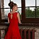Одежда для девочек, ручной работы. Платье на выпускной. Наталья Межуева. Ярмарка Мастеров. Коктейльное платье
