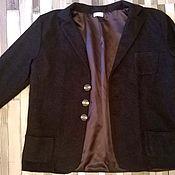 Одежда ручной работы. Ярмарка Мастеров - ручная работа Пиджак мужской шитый. Handmade.