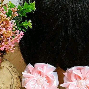 Украшения ручной работы. Ярмарка Мастеров - ручная работа Резинка для волос. Handmade.