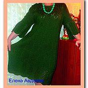 Одежда handmade. Livemaster - original item Knit dress-Alice 3. Handmade.