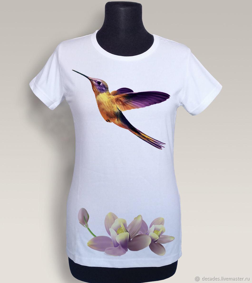 Hummingbird T-Shirt, T-shirts, Moscow,  Фото №1