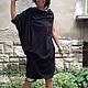 Платья ручной работы. Экстравагантное летнее ассиметричное платье из хлопока. Мария Иванова (StudioMariya). Ярмарка Мастеров. Ассиметричное платье