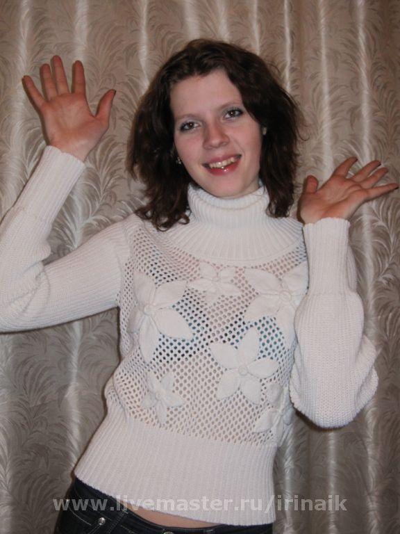 Нарядные свитера женские с доставкой