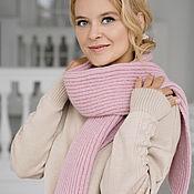 Аксессуары handmade. Livemaster - original item Mohair scarf