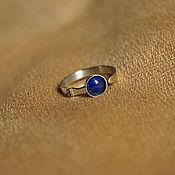 """Украшения ручной работы. Ярмарка Мастеров - ручная работа """"Та-кемет"""" кольцо с лазуритом. Handmade."""