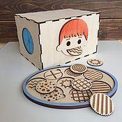 Куклы и игрушки handmade. Livemaster - original item Tactile game