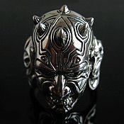 Rings handmade. Livemaster - original item Ring of Darth Maul from silver 925 in the film Star Wars. Handmade.