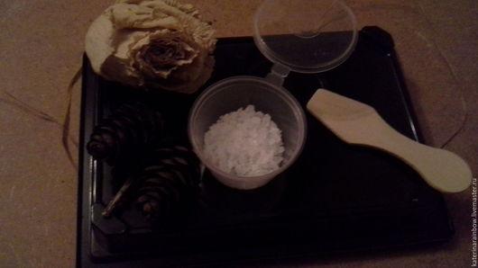 Обереги, талисманы, амулеты ручной работы. Ярмарка Мастеров - ручная работа. Купить соль от порчи. Handmade. Амулет талисман оберег