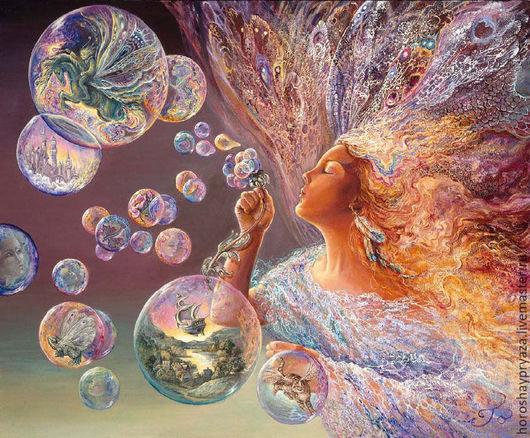 Схема `Bubble Flower`.