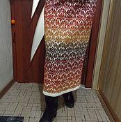Одежда ручной работы. Ярмарка Мастеров - ручная работа жаккардовая юбка-перуанка из кауни. Handmade.