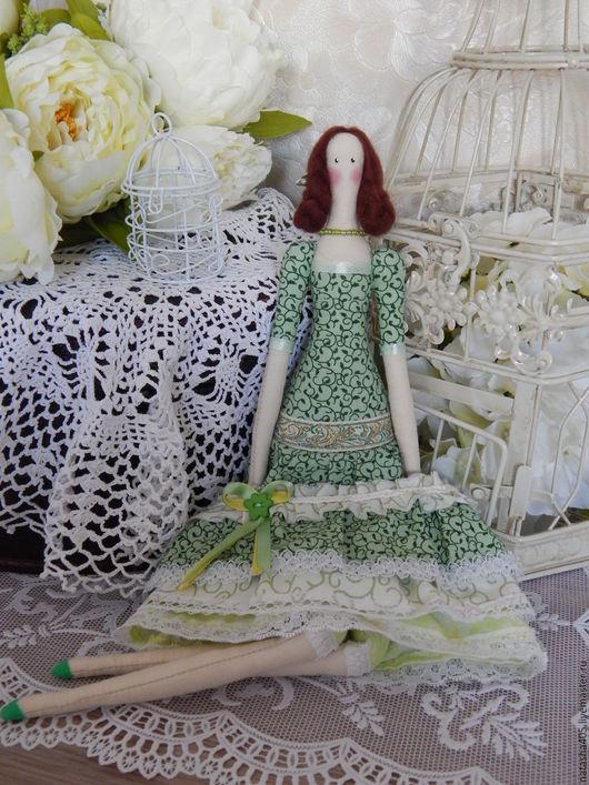 тильда, кукла ручной работы, кукла в подарок, текстильная кукла, интерьерная кукла,  для дома и интерьера, кукла Тильда, подарок девушке, tilda, Наталья Морозова