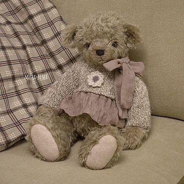 """Куклы и игрушки ручной работы. Ярмарка Мастеров - ручная работа РЕЗЕРВ. Мишка 43 см с """"живым"""" весом ребенка. Handmade."""