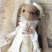 Куклы и игрушки ручной работы. Ярмарка Мастеров - ручная работа Зайка Исидора. Handmade.