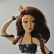 Куклы и игрушки ручной работы. Ярмарка Мастеров - ручная работа Танец со змеей. Handmade.