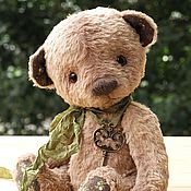 Куклы и игрушки ручной работы. Ярмарка Мастеров - ручная работа медвежонок Энтони. Handmade.