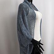 Одежда ручной работы. Ярмарка Мастеров - ручная работа Накидка-болеро из кид-мохера. Handmade.