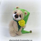 Куклы и игрушки ручной работы. Ярмарка Мастеров - ручная работа Весенний Гномик. Handmade.