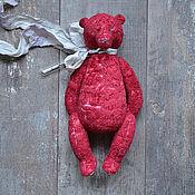 Куклы и игрушки ручной работы. Ярмарка Мастеров - ручная работа Брусничка. Handmade.