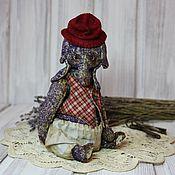 Куклы и игрушки ручной работы. Ярмарка Мастеров - ручная работа Слон Мирошка. Handmade.