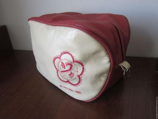 Винтажные сумки и кошельки. Ярмарка Мастеров - ручная работа. Купить винтажная сумка СССР 80-е годы. Handmade. Комбинированный