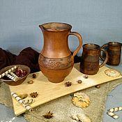 Глиняные кувшины своими руками 74