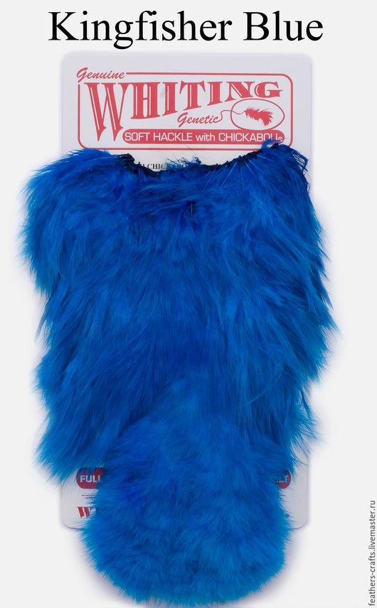 Другие виды рукоделия ручной работы. Ярмарка Мастеров - ручная работа. Купить Перья Spey Breast Pelt with Chickabou (61803258). Handmade.