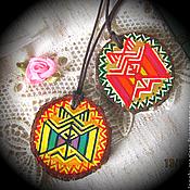 Amulet handmade. Livemaster - original item Amulet runic