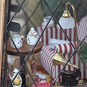 Куклы и игрушки ручной работы. Ярмарка Мастеров - ручная работа Летний домик. Handmade.