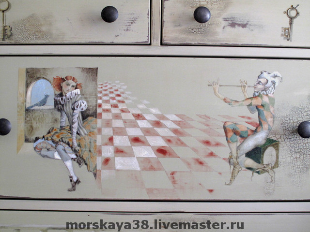 Chest Del Arte, Dressers, Moscow,  Фото №1