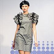 Одежда ручной работы. Ярмарка Мастеров - ручная работа Платье дизайнерское. Handmade.