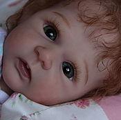 Куклы и игрушки ручной работы. Ярмарка Мастеров - ручная работа Кукла реборн Кира. Handmade.