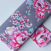 Портмоне кошелек Bloom