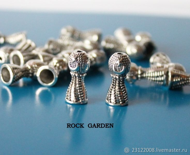Bead cap (146), Accessories for jewelry, St. Petersburg,  Фото №1
