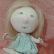 Куклы и игрушки ручной работы. Ярмарка Мастеров - ручная работа Йога для ангелов-  поза лотос, ангел. Handmade.
