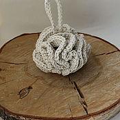 Для дома и интерьера handmade. Livemaster - original item The sponge-ball of cotton,