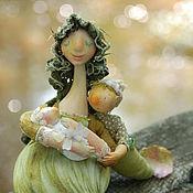 """Куклы и игрушки ручной работы. Ярмарка Мастеров - ручная работа Кукла """"Рыбонька моя"""". Handmade."""
