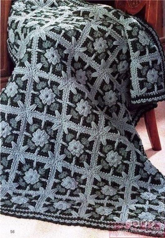 Текстиль, ковры ручной работы. Ярмарка Мастеров - ручная работа. Купить ТЕПЛЫЙ ПЛЕД. Handmade. Теплый, -серый плед, уютный