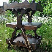 Для дома и интерьера ручной работы. Ярмарка Мастеров - ручная работа Сервировочный столик. Handmade.