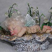 Куклы и игрушки ручной работы. Ярмарка Мастеров - ручная работа Пробуждение ......... Handmade.