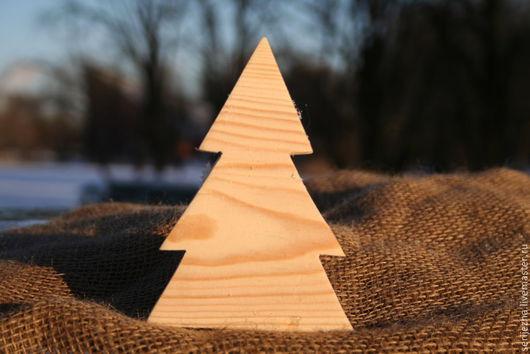 Ёлка,деревянная игрушка ручной работы