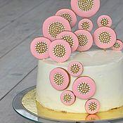 Набор пряников ручной работы. Ярмарка Мастеров - ручная работа Имбирные пряники Для торта. Handmade.