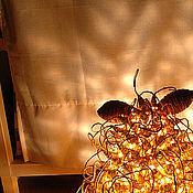 """Для дома и интерьера ручной работы. Ярмарка Мастеров - ручная работа Лампа """"Ежик"""". Handmade."""