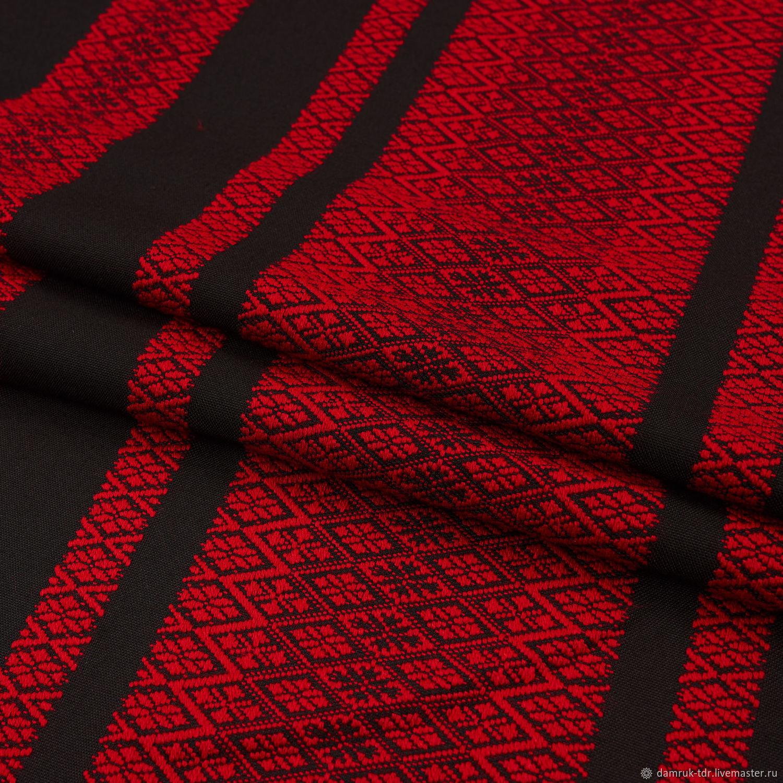 Ткань-3-1 для поневы В АССОРТИМЕНТЕ, Народные костюмы, Киев,  Фото №1