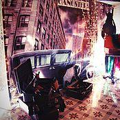 """Подарки к праздникам ручной работы. Ярмарка Мастеров - ручная работа Оформление корпоратива """"Гангста стиль"""")). Handmade."""