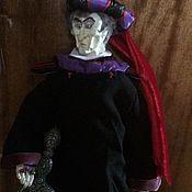 Мягкие игрушки ручной работы. Ярмарка Мастеров - ручная работа Дисней, «Горбун из Нотр Дама» - судья Клод Фролло. Handmade.