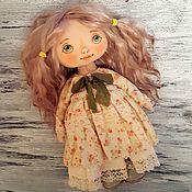 Куклы и пупсы ручной работы. Ярмарка Мастеров - ручная работа Кукла малышка. Handmade.