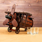 Gifts for February 23 handmade. Livemaster - original item Mini-bar wooden