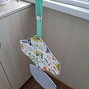 Трусы ручной работы. Ярмарка Мастеров - ручная работа Петля для сушки многоразовых прокладок. Handmade.