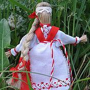 Куклы и игрушки ручной работы. Ярмарка Мастеров - ручная работа Кукла «Устинья». Handmade.